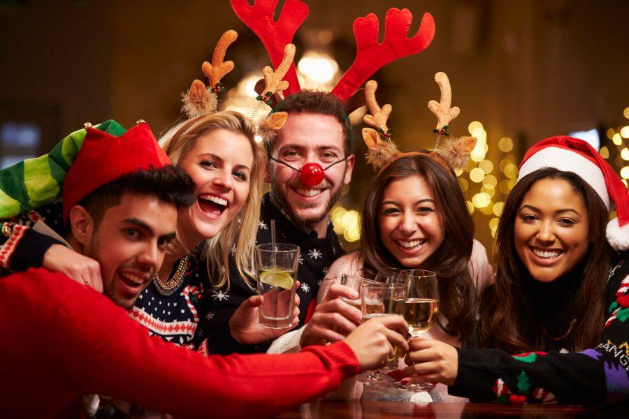 Những ý tưởng tổ chức sự kiện Giáng Sinh không đụng hàng dành cho doanh nghiệp. Ảnh 2.