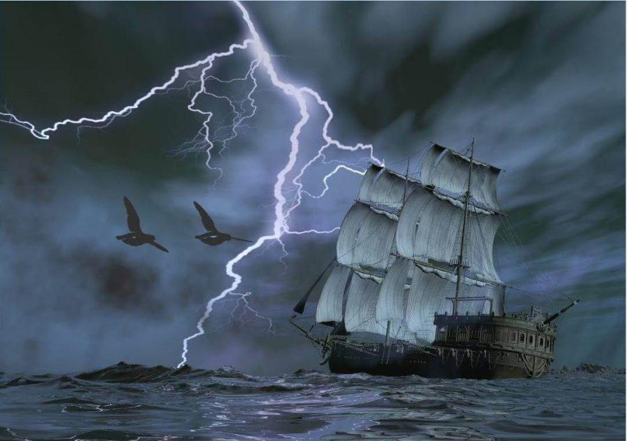 Những chủ đề sự kiện year end party ấn tượng không thể bỏ qua- chủ đề vượt bão.