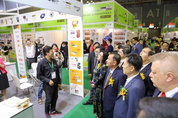 Hội chợ Vietnam Expo lần thứ 18. Ảnh 1