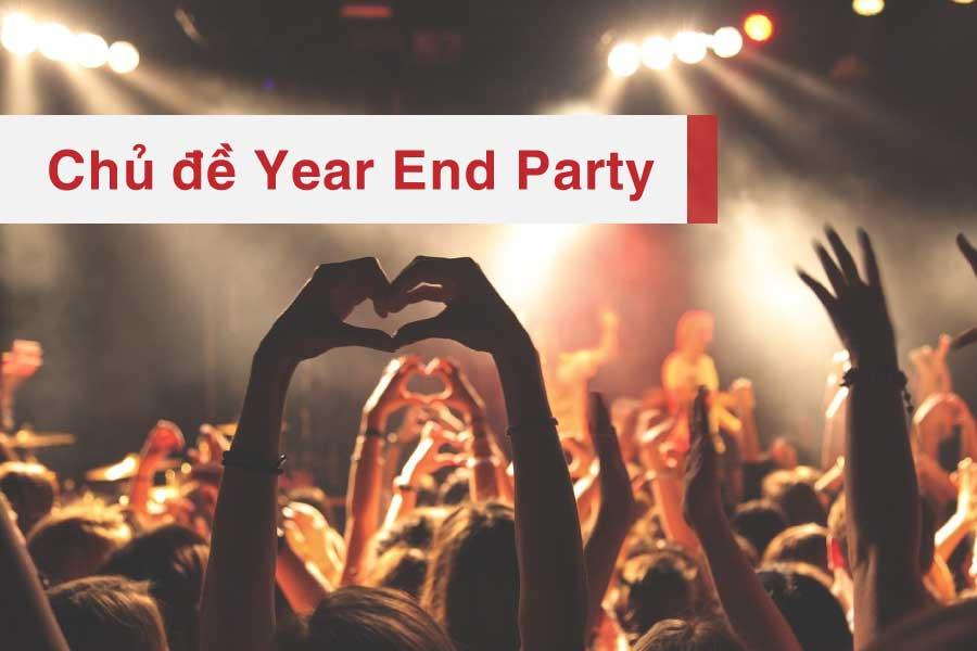 Những chủ đề sự kiện year end party ấn tượng không thể bỏ qua. Ảnh 1.