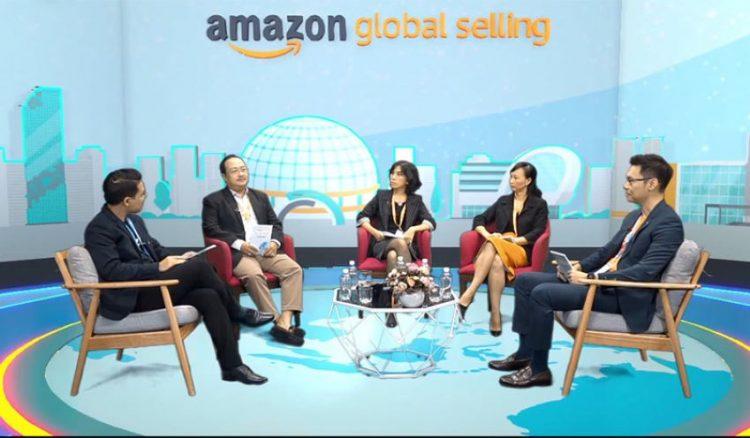 Amazon Global Selling tổ chức hội thảo Thương mại điện tử trực tuyến tại Việt Nam. Ảnh 1.