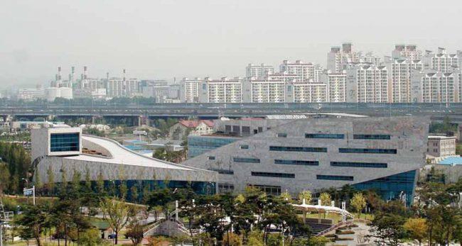 Hàn Quốc bầu chọn 40 'Không gian sự kiện độc đáo' năm 2020. Ảnh 9.