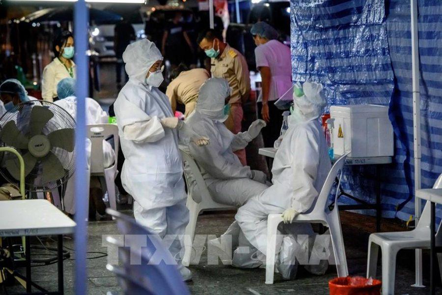 Ngành tổ chức sự kiện của Thái Lan thiệt hại nặng vì COVID-19. Ảnh 1.