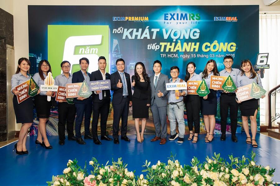 Kỷ niệm 6 năm thành lập EXIMRS: Nối khát vọng, tiếp thành công. Ảnh 3.