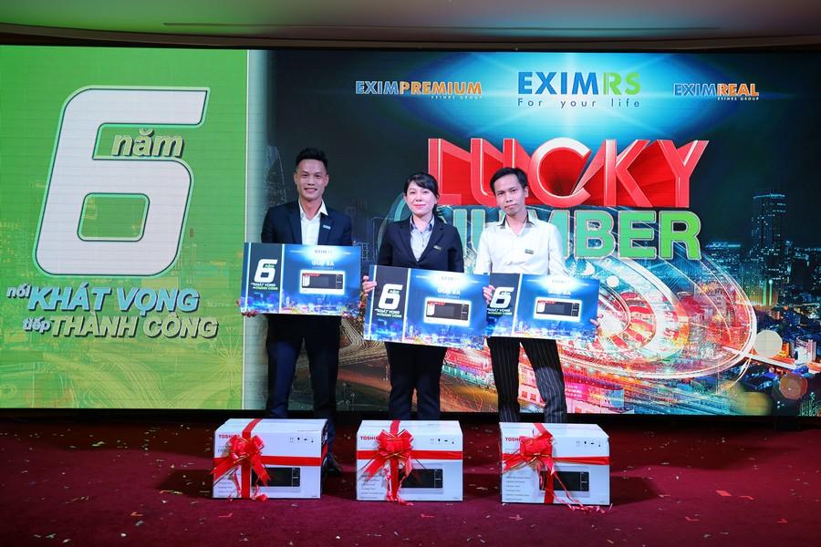 Kỷ niệm 6 năm thành lập EXIMRS: Nối khát vọng, tiếp thành công. Ảnh 9.
